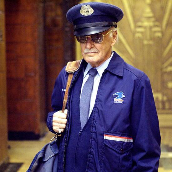 Stan Lee Superhero Movie Cameos