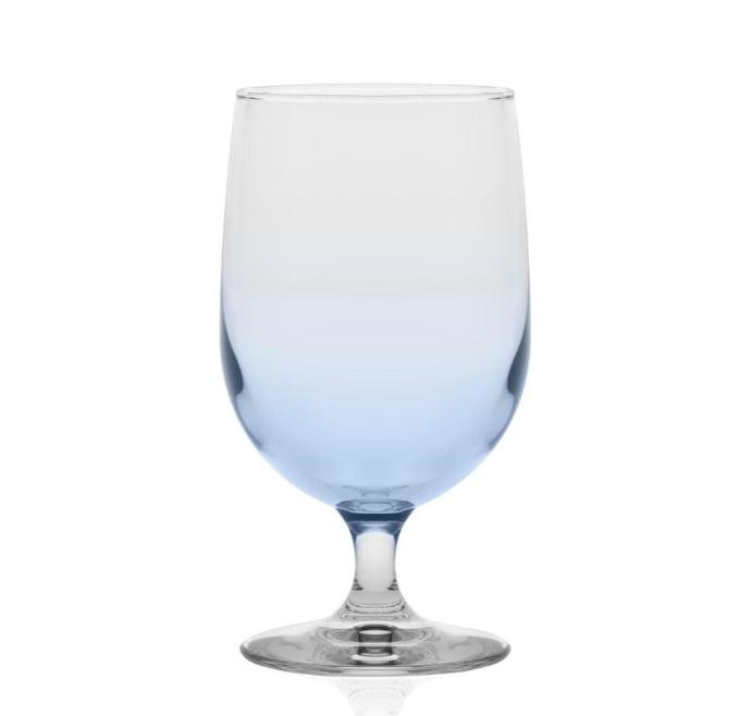 Libby Montibello 6-Piece Ice Tea Glass Goblet Set