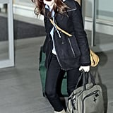 Anna Kendrick Wraps Up Her Breaking Dawn Role and Leaves Vancouver