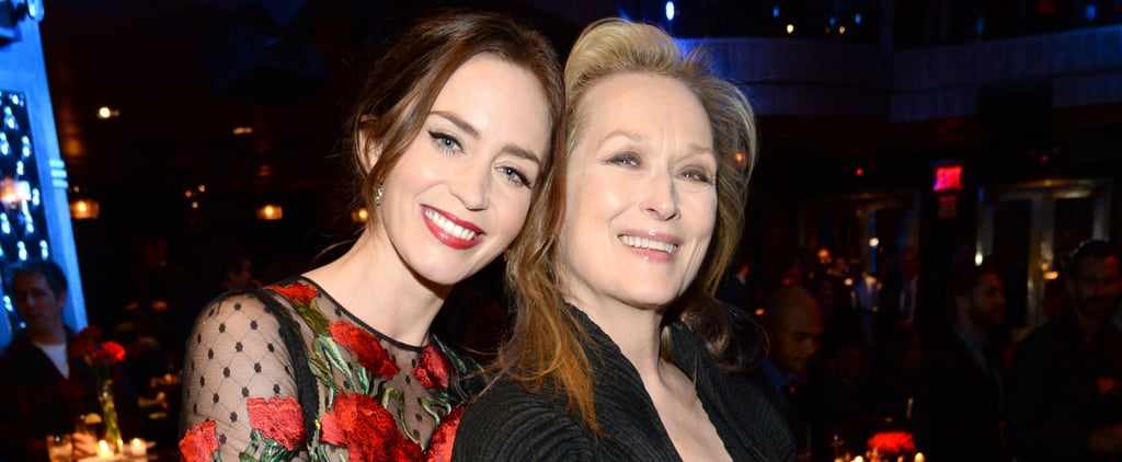 Emily Blunt and Meryl Streep Mary Poppins Quotes 2018