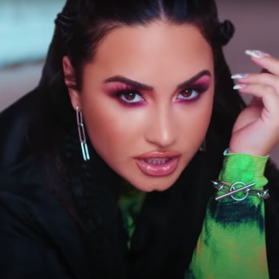 "Demi Lovato and Marshmello's ""OK Not to Be OK"" Music Video"