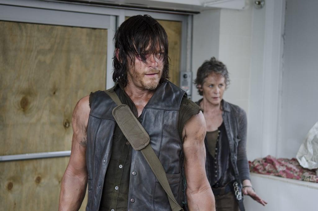 "The Walking Dead Recap For ""Consumed"""