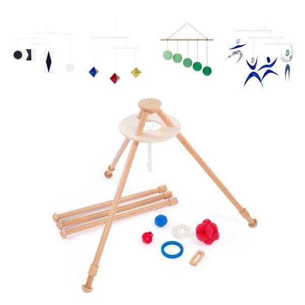 Monti Kids Level 1 Infant Montessori Program