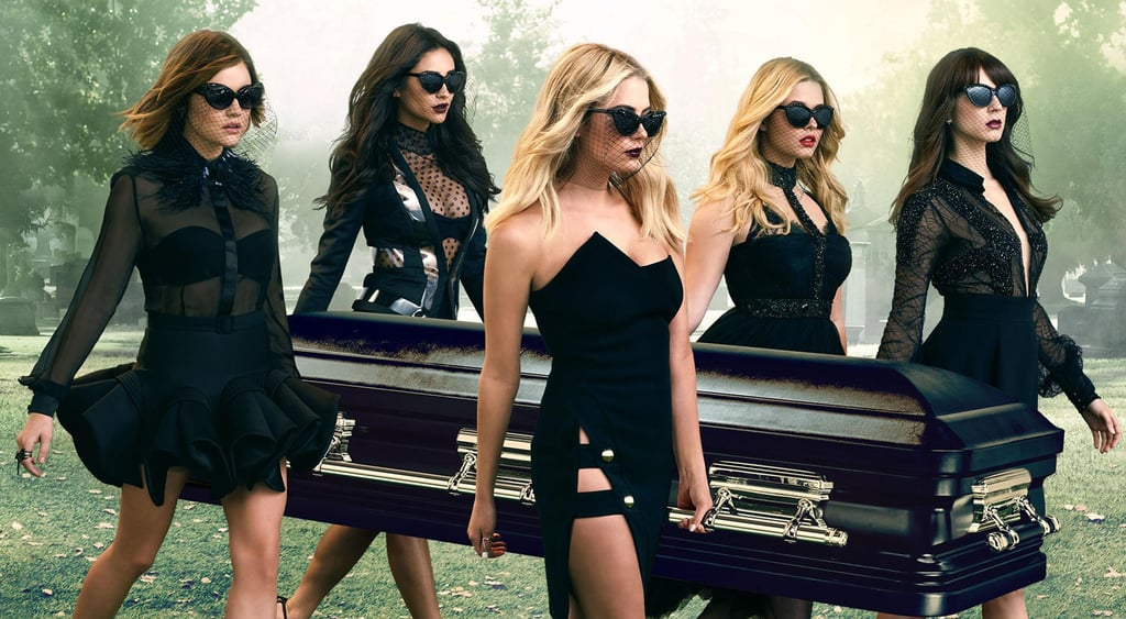 Who Killed Charlotte DiLaurentis on Pretty Little Liars?