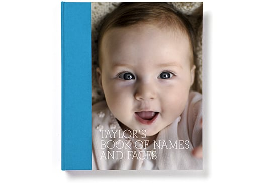 Big Book of Names & Faces