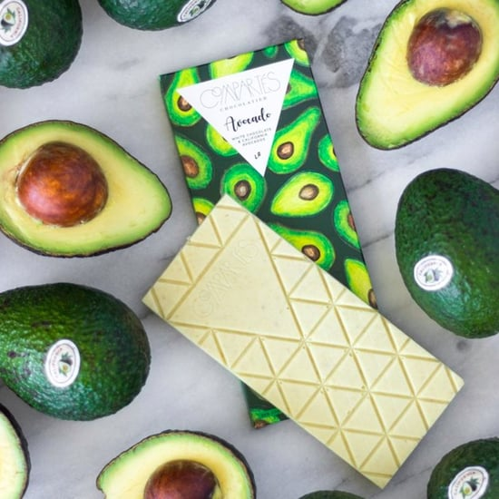 Compartes Avocado Chocolate Bar