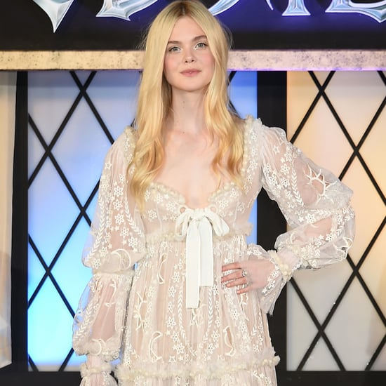 Elle Fanning's Fairy-Tale Red Carpet Fashion