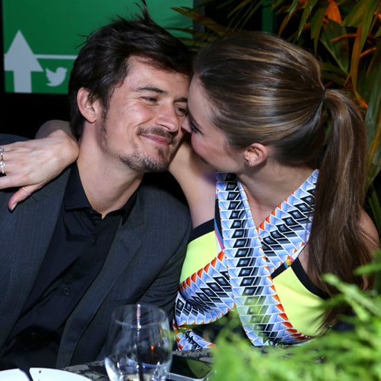 Miranda Kerr and Orlando Bloom Cute Couple Pictures