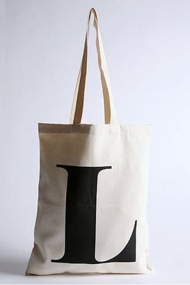 Urban Outfitters Initial Tote Bag