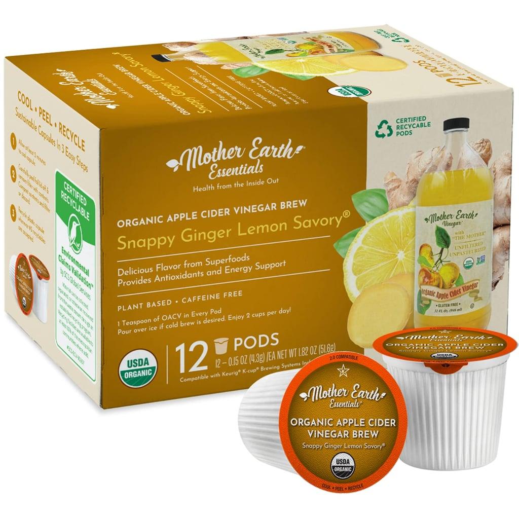 Mother Earth Essentials Organic Apple Cider Vinegar Brew