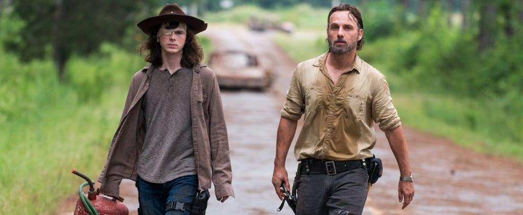 Is Carl Dead on The Walking Dead?