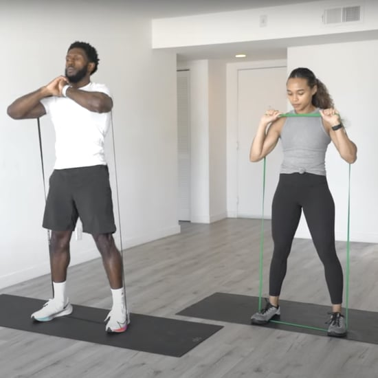 30-Minute Full-Body Resistance Band Workout