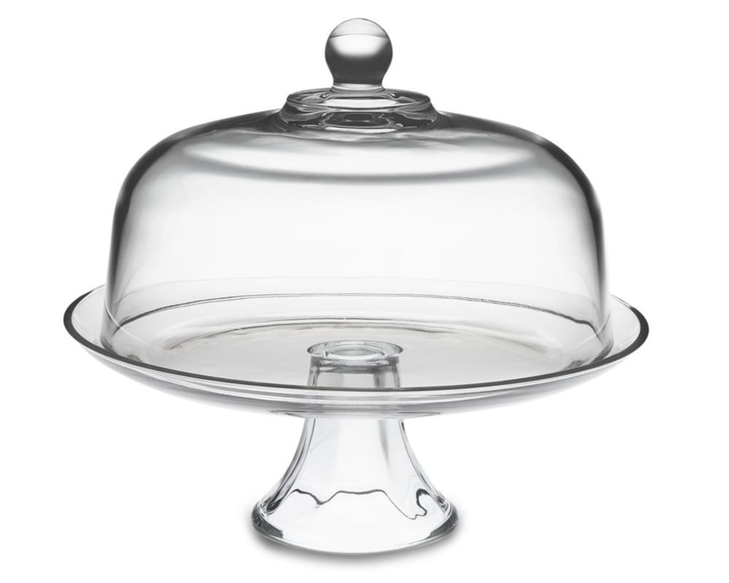 Williams-Sonoma Glass Domed Cake Plate, $70