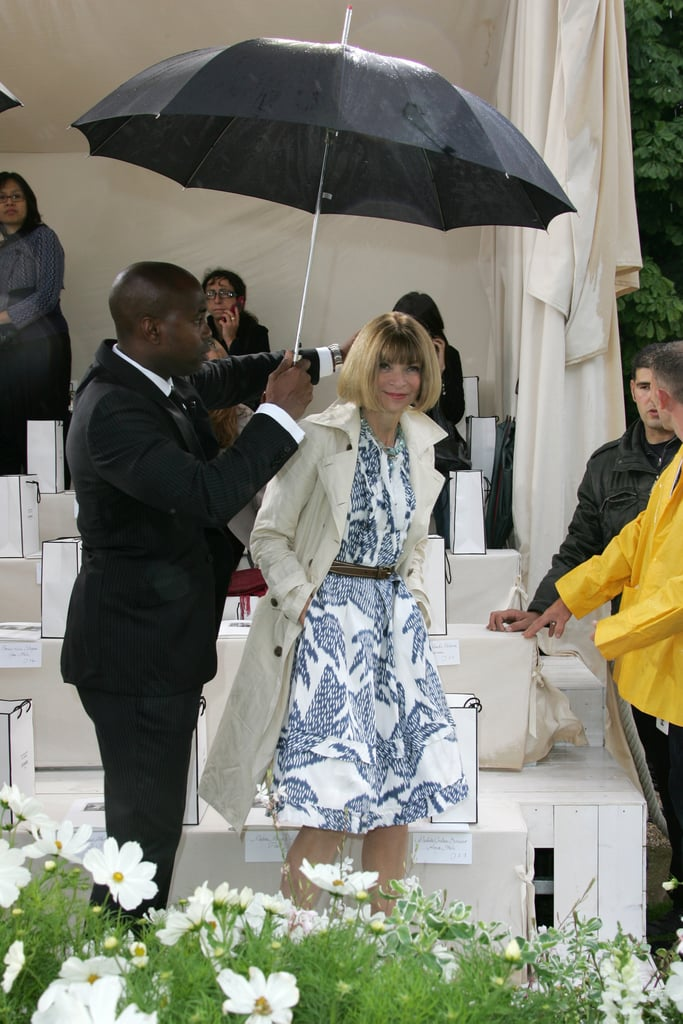 2007: Chanel Fall 2008 Couture Show