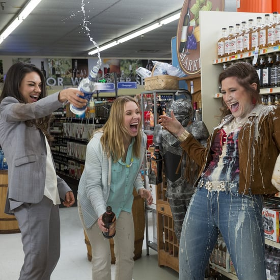 Interview With Kristen Bell and Mila Kunis About Bad Moms