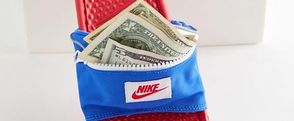 Nike Benassi Just Do It Fanny Pack Slide Sandals