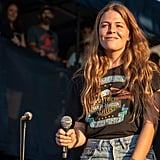 Maggie Rogers Performing at Newport Folk Festival on July 29, 2018