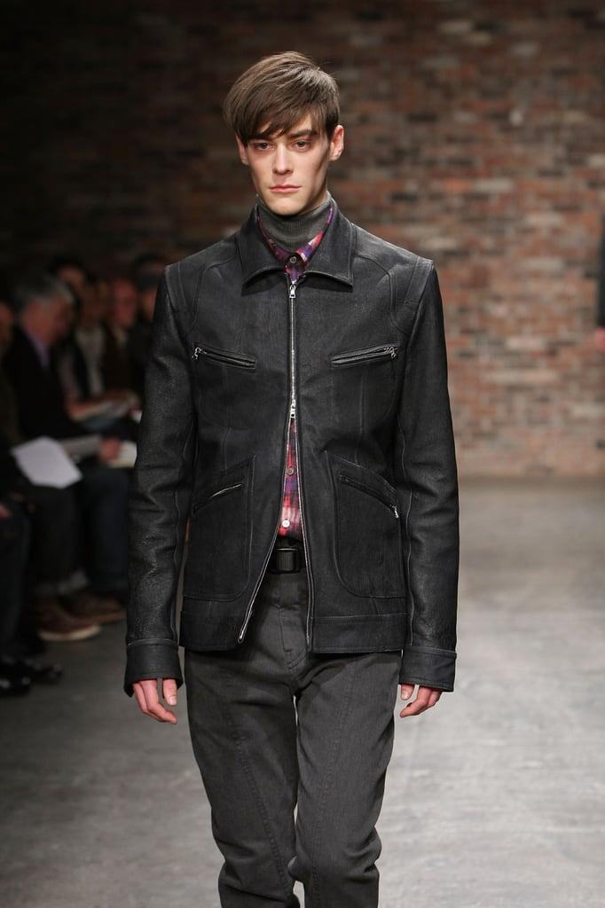 New York Fashion Week: Richard Chai Men's Fall 2009