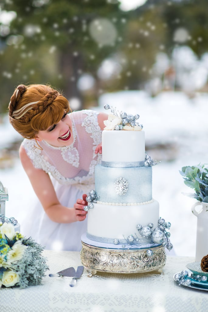 how to prepare frozen wedding cake frozen wedding popsugar australia amp 16103