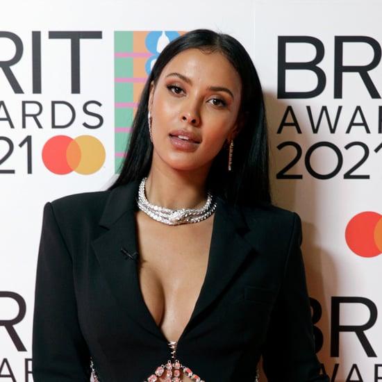 The Details of Maya Jama's Makeup for the BRIT Awards Makeup