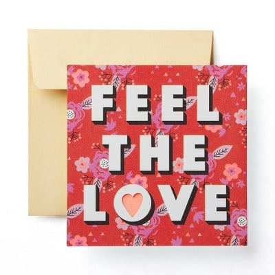 Feel the Love Card