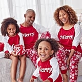 Family Matching Merry Pajamas
