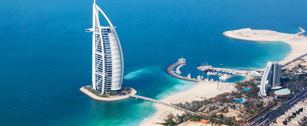 Burj Al Arab Water Sports Facility