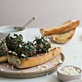 Meatball Chimichurri Sandwiches