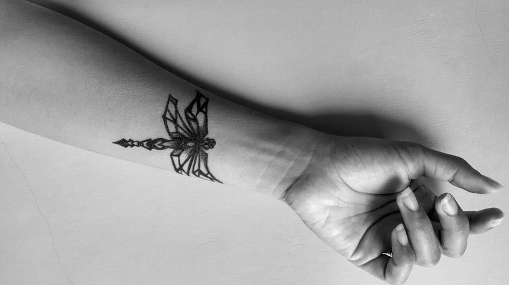 Insect Tattoo Ideas