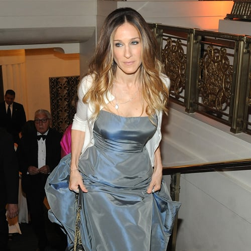 Sarah Jessica Parker in Taffeta Gown