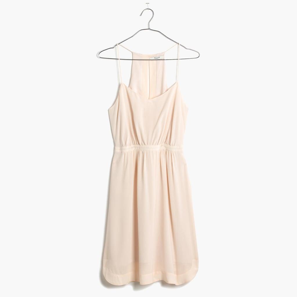 Madewell Silk Daylight Dress ($145)
