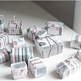 Wax Paper Gift Wrap