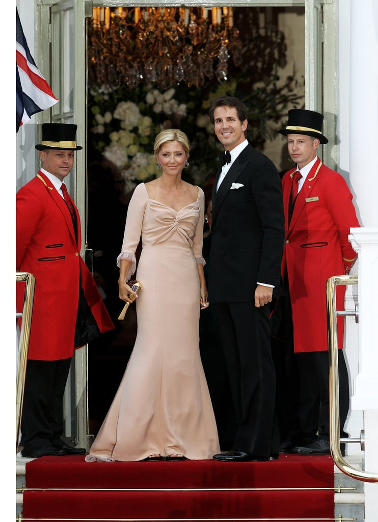 Crown Prince Pavlos & Crown Princess Marie-Chantal of Greece