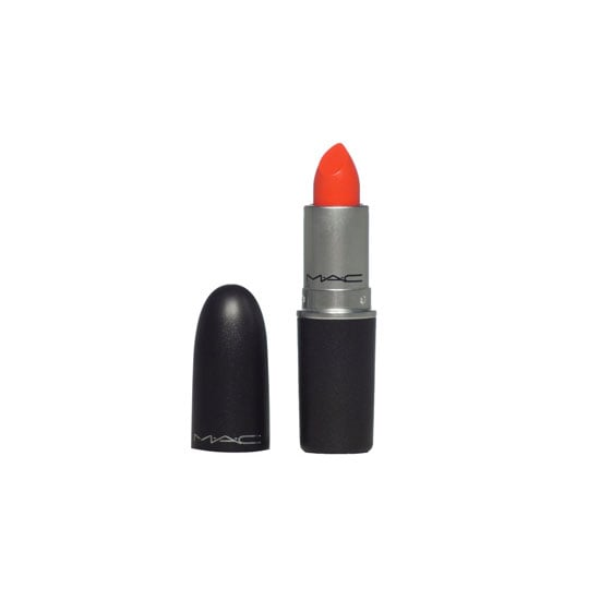 Mac Cosmetics Lipstick in Morange, $36