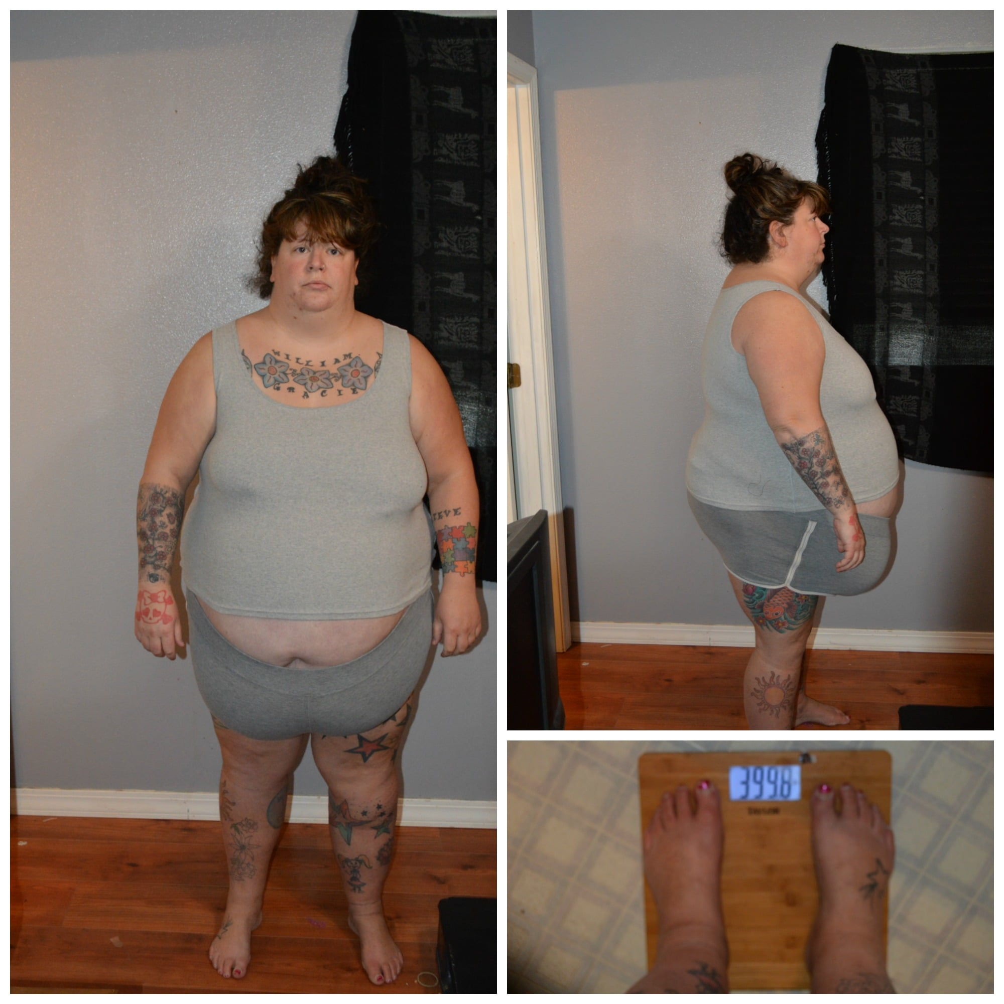Before and after weight loss katie take shape for life for The woman in number 6