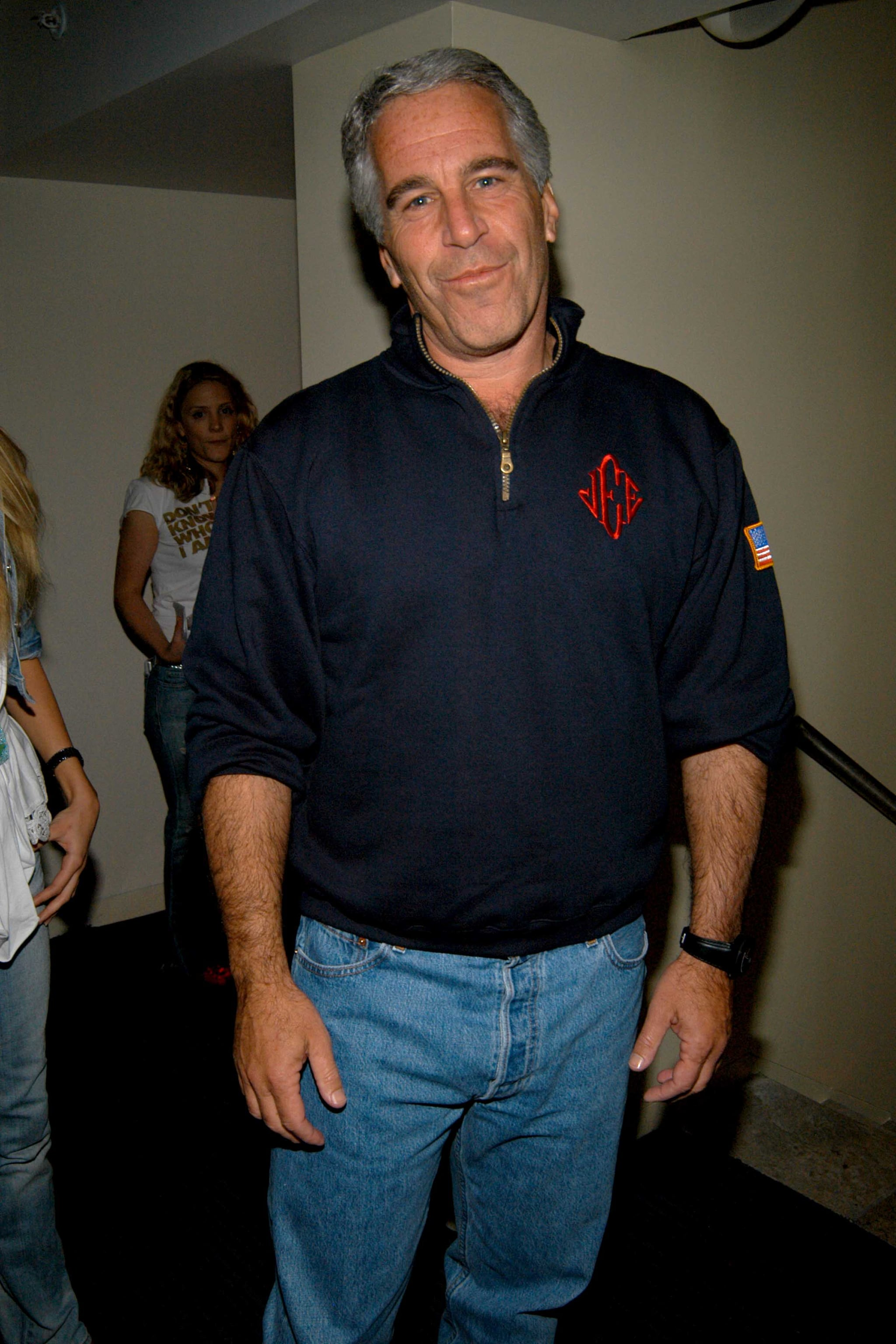 NEW YORK, NY - MAY 18: Jeffrey Epstein attends Launch of RADAR MAGAZINE at Hotel QT on May 18, 2005. (Photo by Neil Rasmus/Patrick McMullan via Getty Images)
