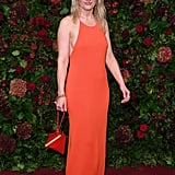 Anne-Marie Duff at the 65th Evening Standard Theatre Awards