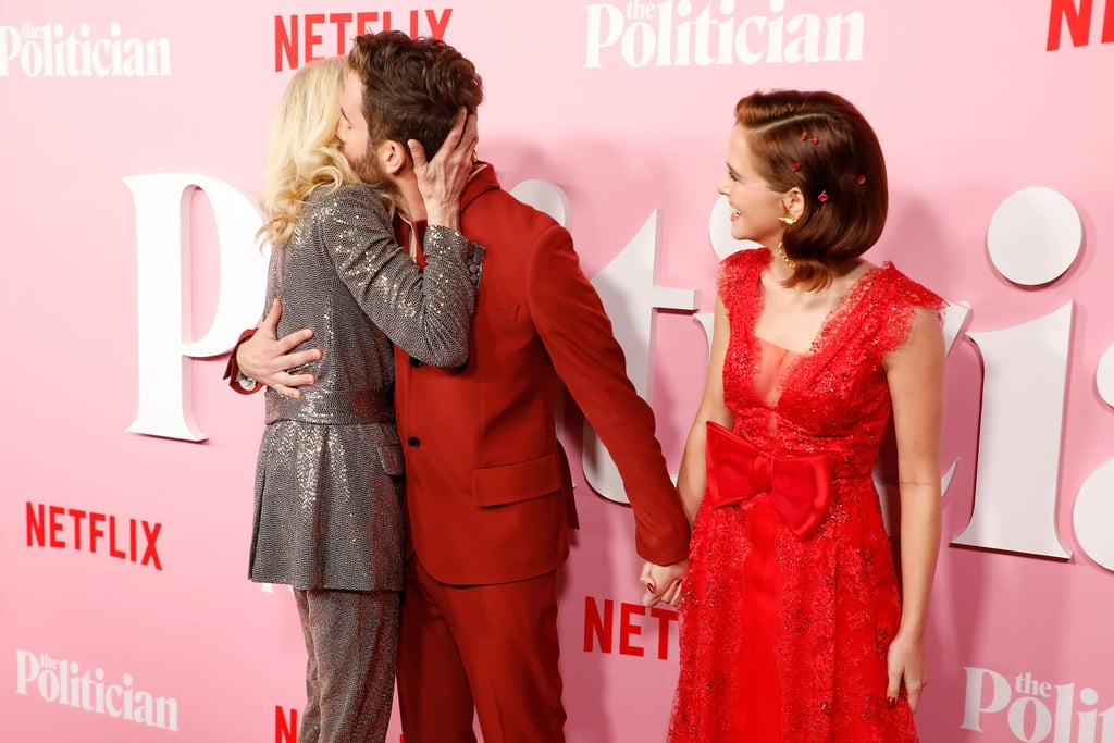 See Pictures From Netflix S The Politician Premiere
