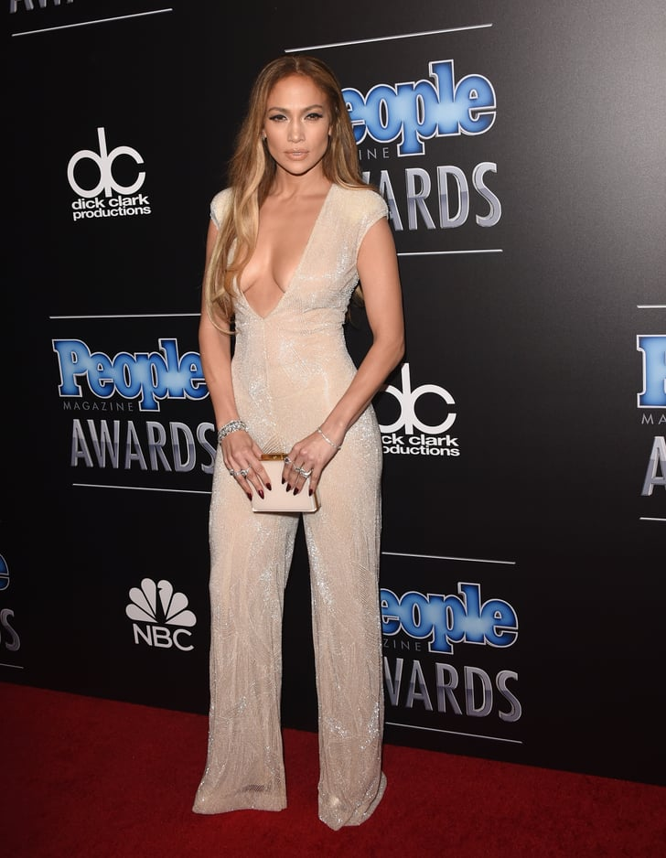 Jennifer Lopez At The People Magazine Awards Kate Upton At The People Magazine Awards 2014