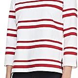 Tory Burch Striped Top