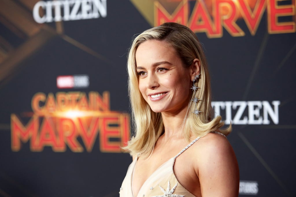 These 9 Workouts Show Exactly How Strong Brie Larson Got For Captain Marvel