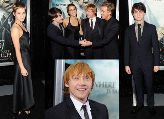 Harry Potter and the Deathly Hallows New York Premiere