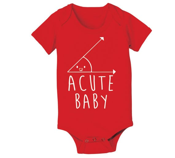 17 Witty Onesies For Babies With a Sense of Humor