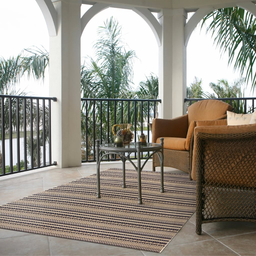 Lake Stripe Outdoor Rug