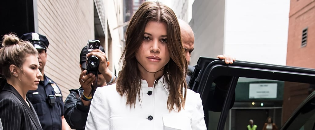 Sofia Richie Fashion Interview