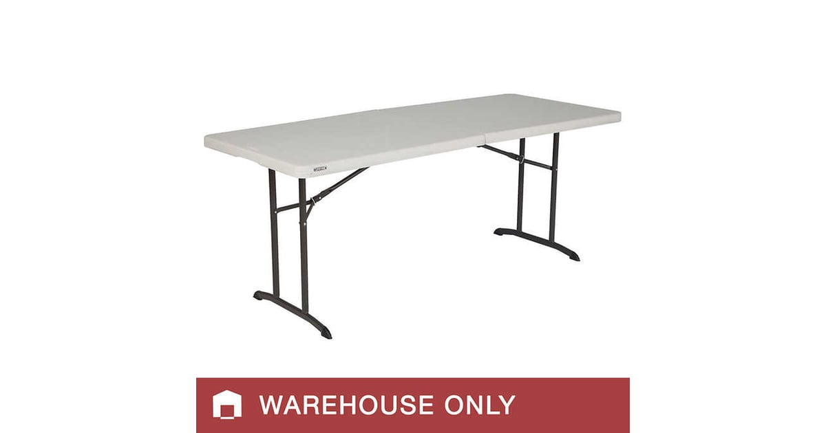 Folding Table, 6 Feet | Costco Holiday Deals 2017 | POPSUGAR Moms Photo 20