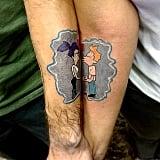 Favorite Fandom Tattoos