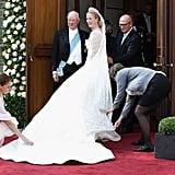 Princess Nathalie and Alexander Johannsmann