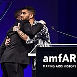 Zayn Malik at amfAR Gala June 2016