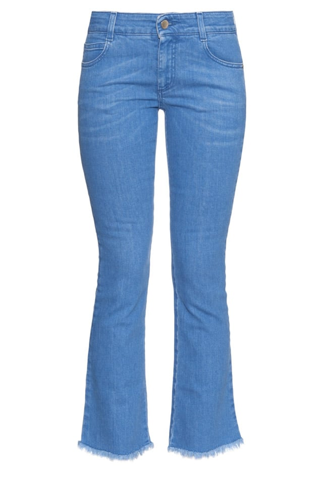 Kick-Flare Jeans